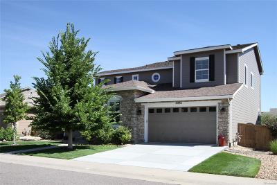 Highlands Ranch Single Family Home Active: 10886 Glengate Circle