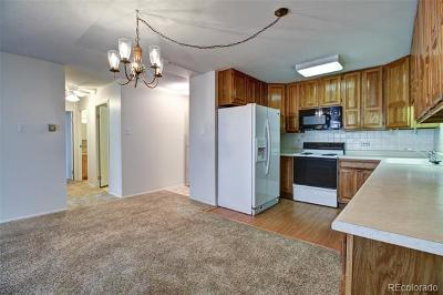 Denver Condo/Townhouse Active: 9655 East Center Avenue #9B