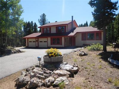 Conifer Single Family Home Under Contract: 32036 Edward Drive