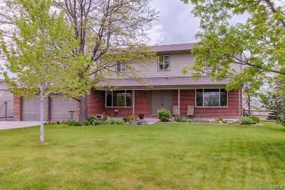 Berthoud Single Family Home Under Contract: 4700 Beverly Drive