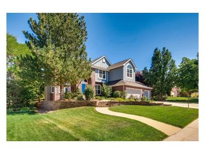 Highlands Ranch Single Family Home Under Contract: 9778 Isabel Court
