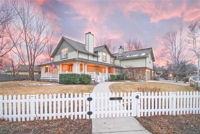 Centennial Single Family Home Under Contract: 2902 East Orchard Road