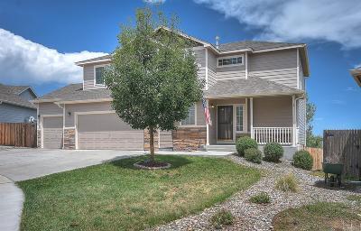 Fountain Single Family Home Under Contract: 9409 Riverton Path