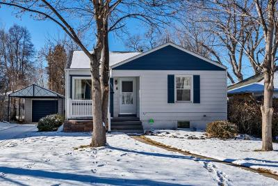 Single Family Home Under Contract: 3355 South Lafayette Street