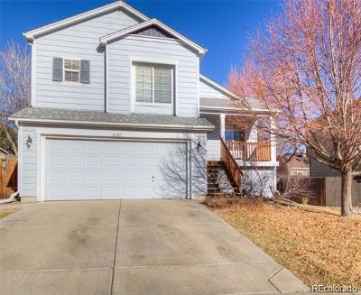 Douglas County Single Family Home Active: 16283 Blueleaf Place