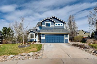 Highlands Ranch Single Family Home Active: 365 Kingbird Circle