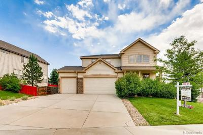 Crystal Valley Ranch Single Family Home Active: 1002 Halfmoon Drive