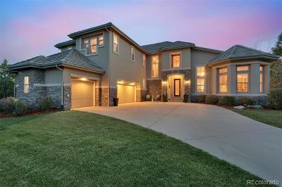 Castle Pines Village Single Family Home Active: 6215 Oxford Peak Lane