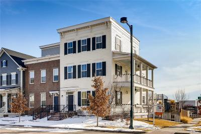 Denver Condo/Townhouse Active: 8212 East 49th Place