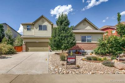 Castle Rock Single Family Home Active: 3417 Falling Star Place