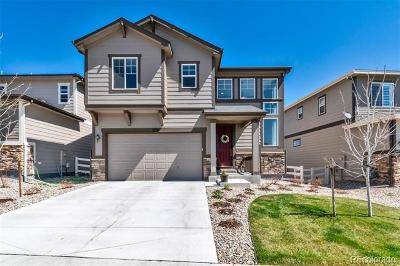 Castle Rock Single Family Home Active: 2785 Garganey Drive