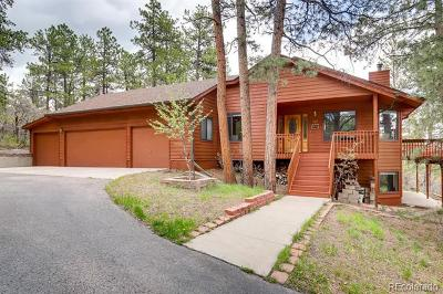 Larkspur CO Single Family Home Active: $665,000