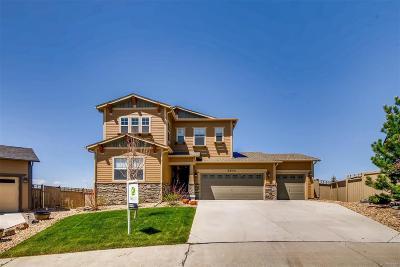 Castle Rock Single Family Home Active: 4075 Burnham Place