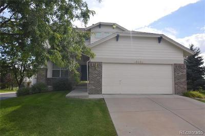 Centennial Single Family Home Active: 20532 East Lake Circle