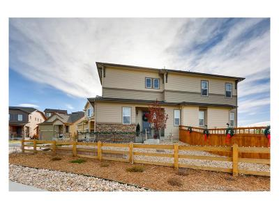Castle Rock CO Single Family Home Under Contract: $475,000
