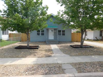 Fort Lupton Single Family Home Active: 624 Park Avenue