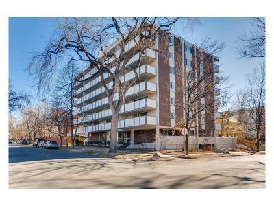 Denver Condo/Townhouse Active: 1090 North Lafayette Street #205