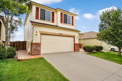 Highlands Ranch Single Family Home Under Contract: 9688 Queenscliffe Drive