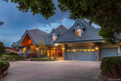 Denver Single Family Home Active: 4690 West Evans Avenue