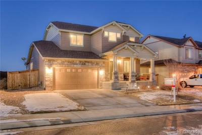 Quebec Highlands Single Family Home Active: 7877 East 139th Place