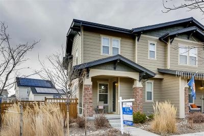 Denver Condo/Townhouse Active: 10765 East 28th Place