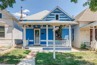 Denver Single Family Home Active: 4128 Quivas Street