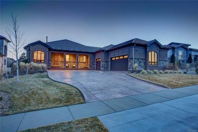 Blackstone, Blackstone Country Club, Blackstone Ranch, Blackstone/High Plains Single Family Home Under Contract: 8013 South Valleyhead Way