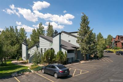 Steamboat Springs Condo/Townhouse Under Contract: 3020 Village Drive #412