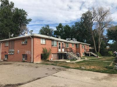 Lakewood Multi Family Home Under Contract: 365 Ames Street