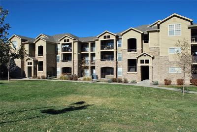 Parker Condo/Townhouse Under Contract: 17442 Nature Walk Trail #104