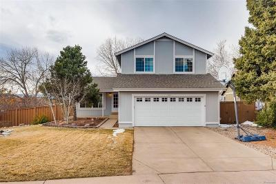 Highlands Ranch Single Family Home Under Contract: 151 Mountain Cloud Circle