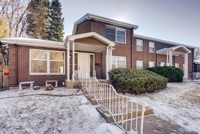 Greeley Condo/Townhouse Under Contract: 1806 Lakeside Drive