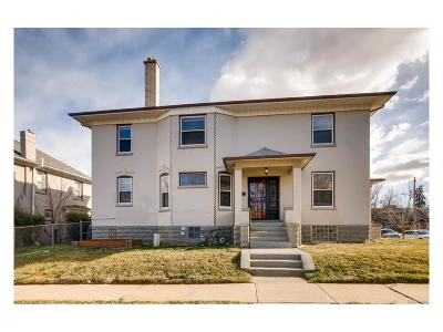 Denver Condo/Townhouse Under Contract: 2104 North High Street