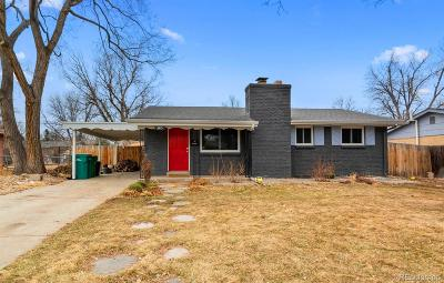Single Family Home Active: 3415 West Powers Place