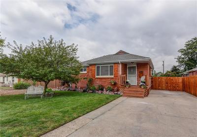 Brighton Single Family Home Under Contract: 245 South 12th Avenue
