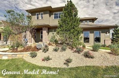 Aurora Single Family Home Active: 22467 East Saratoga Drive