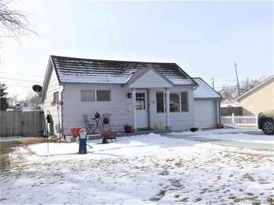Westminster Single Family Home Active: 3614 West 77th Avenue