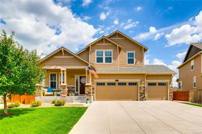 Parker Single Family Home Active: 15875 Savory Circle