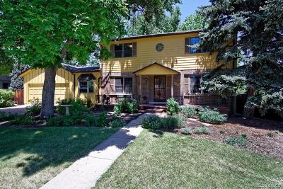 Wheat Ridge Single Family Home Active: 11733 West 33rd Avenue