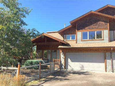 Steamboat Springs CO Condo/Townhouse Active: $720,000