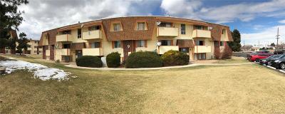 Thornton Condo/Townhouse Under Contract: 10211 Ura Lane #9-301