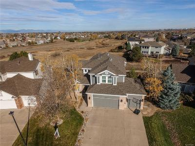 Highlands Ranch Single Family Home Under Contract: 5455 Knoll Place