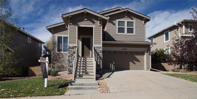 Highlands Ranch Single Family Home Active: 11092 Woodhurst Circle