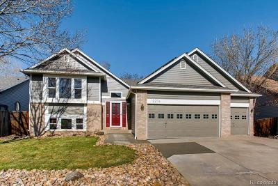 Littleton CO Single Family Home Active: $478,500