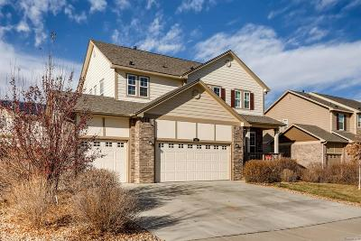 Aurora Single Family Home Active: 215 North Millbrook Court