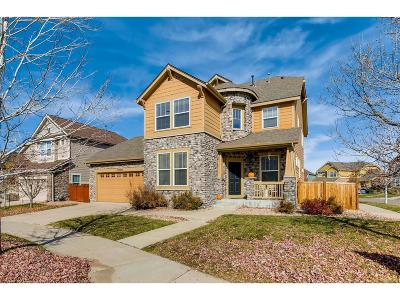 Aurora Single Family Home Under Contract: 23925 East Powers Drive