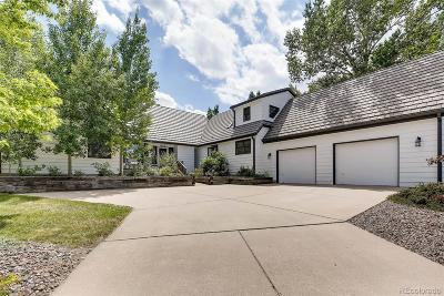 Evergreen, Arvada, Golden Single Family Home Active: 16518 West 73rd Drive