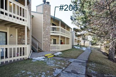 Denver Condo/Townhouse Active: 8600 East Alameda Avenue #16-206