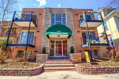 Alamo Placita, Capital Hill, Capitol Hill, Governor's Park, Governors Park Condo/Townhouse Active: 1063 Clarkson Street #2