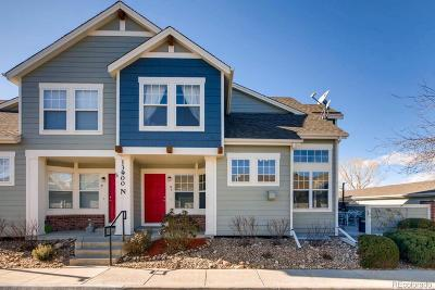 Broomfield Condo/Townhouse Under Contract: 13900 Lake Song Lane #N6